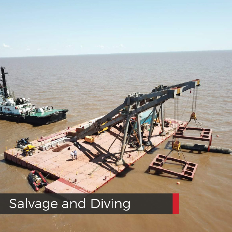 Salvage and Diving - Movil Uno